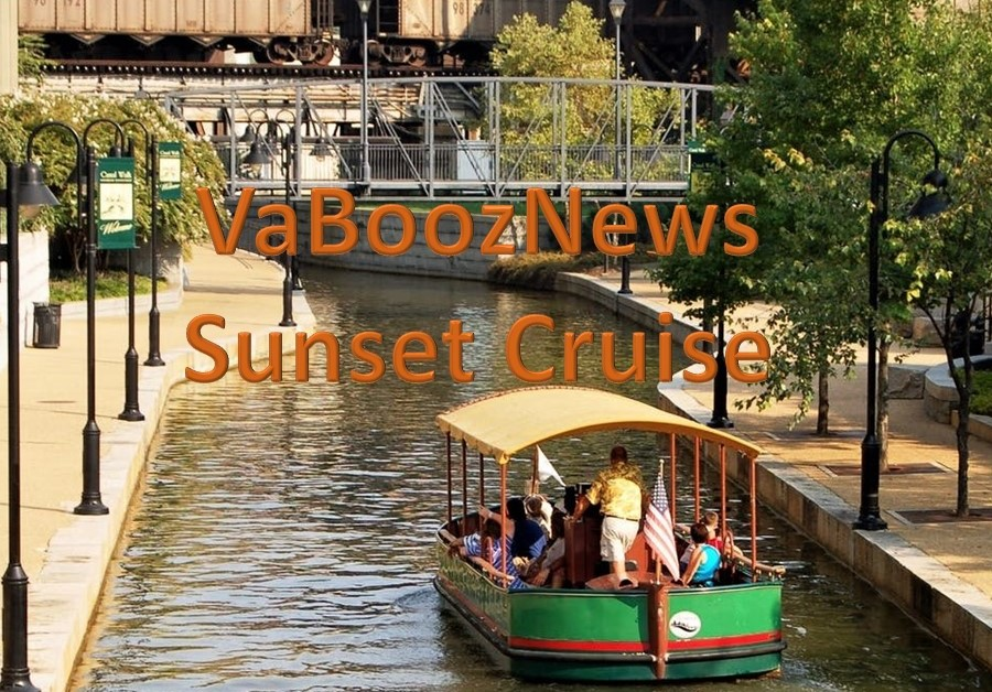 VaBoozNews Sunset Cruise 1